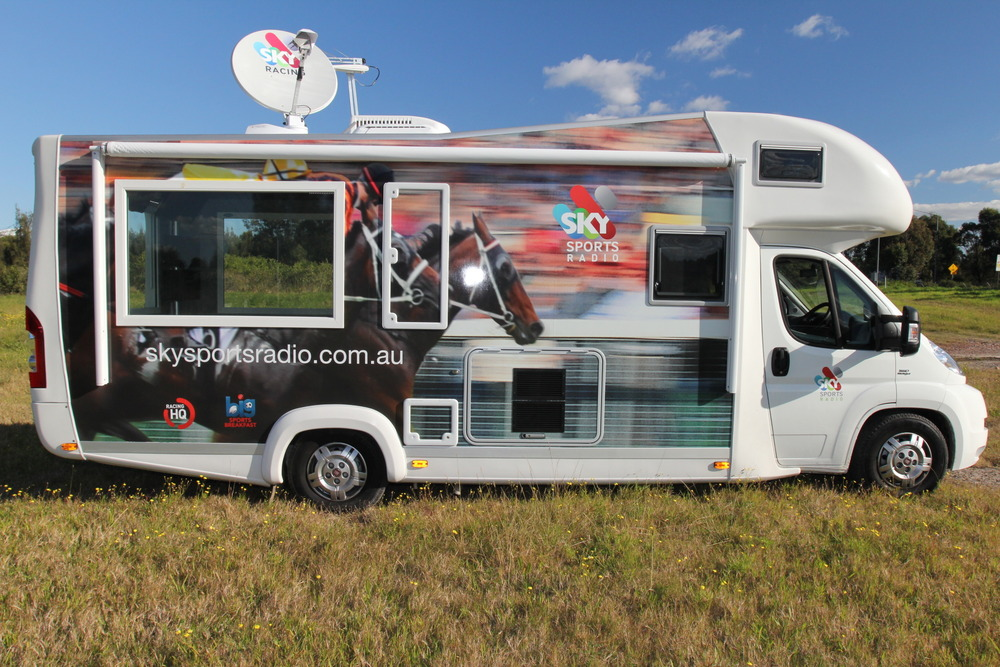 Update Spv Mobile Broadcast Vehicle Live Amp On Air
