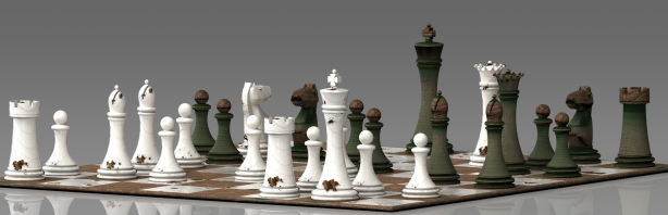 Chess - Old Paint