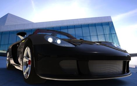 Porsche - Oslo Opera
