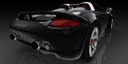 Porsche - Studio Rear