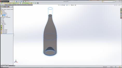 Bottle Volume