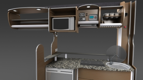 Cabinet - Render - Standard