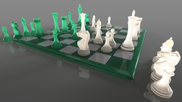 Chess C1 - Render - Accurate