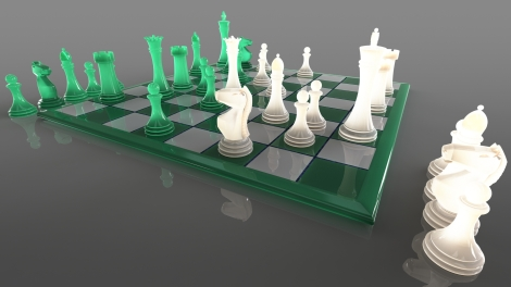 Chess C1 - Render - Standard