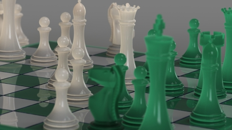 Chess FD - Render - Accurate