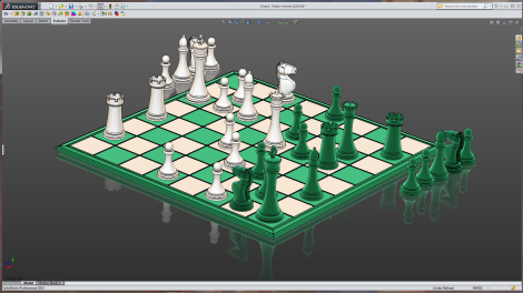 Chess RealView