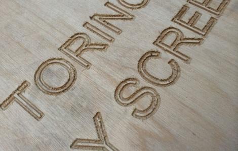 CNC - Font