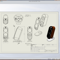 UPDATED - Well there's something I didn't know! - Rotate View in eDrawings #SOLIDWORKS #eDrawings