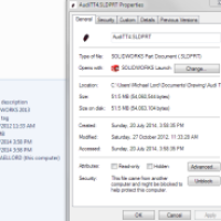 SOLIDWORKS 2015 - The How & Why of Reduced File Sizes #solidworks #sw2015