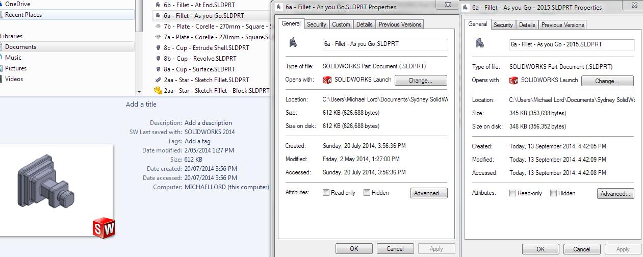 solidworks file format