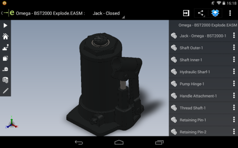 Nexus7 - Android