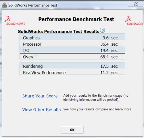 3 - MSI - SoildWorks Benchmark