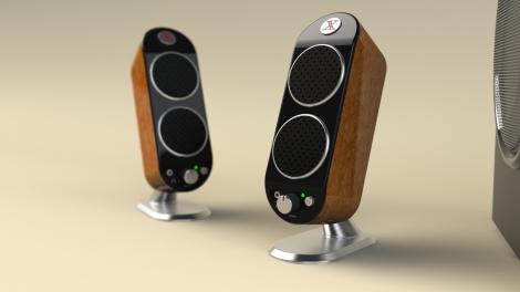 4a - Speaker - Render Test