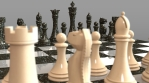 Chess - Render MSI WT72