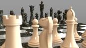 Chess - Render MSI WT72