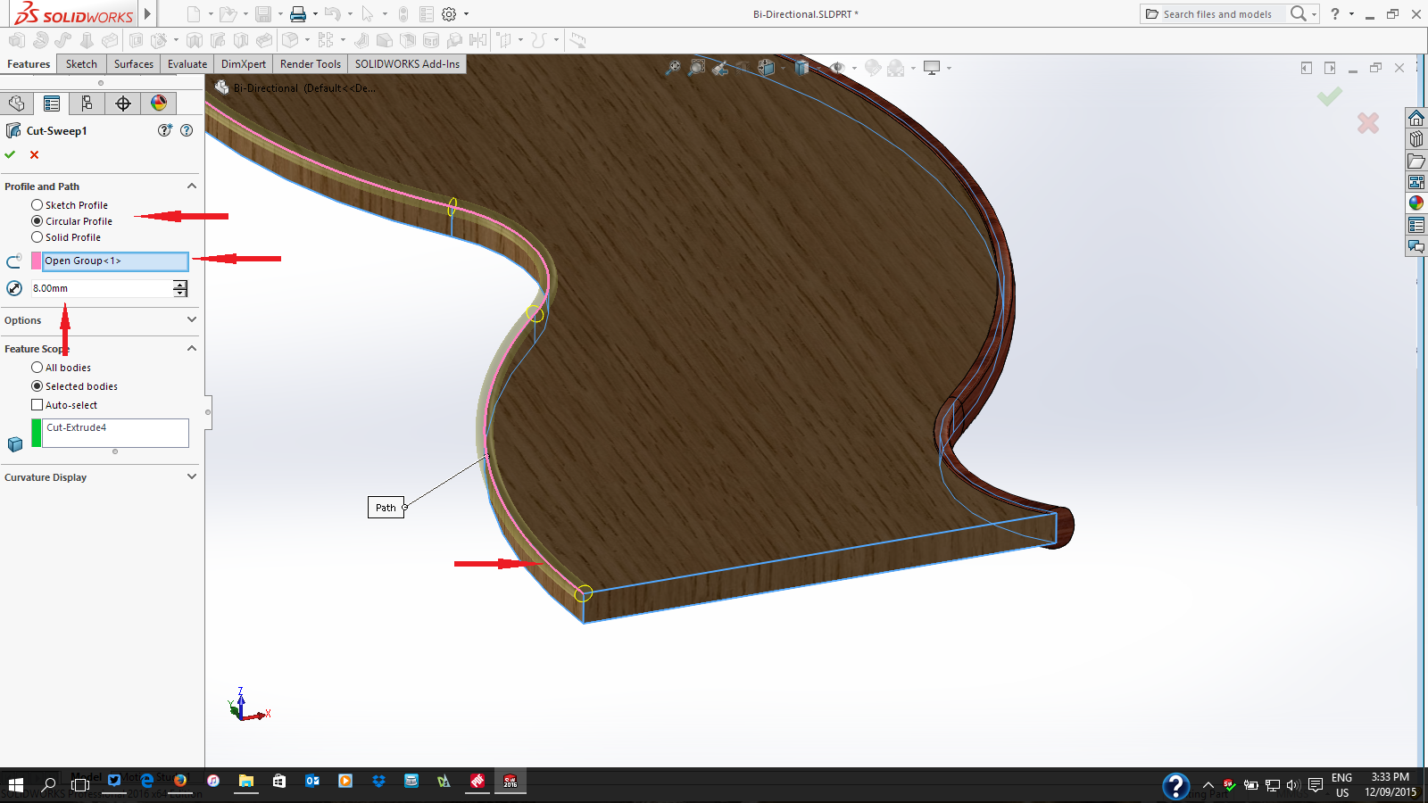 SOLIDWORKS 2016 – A Closer Look #SOLIDWORKS | Michael Lord
