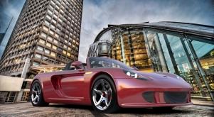 Porsche - Red 2