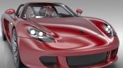 Porsche - Red