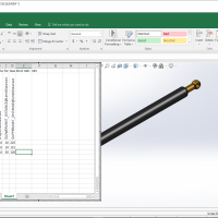 When only a Design Table will do #SOLIDWORKS