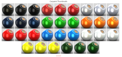Something New for PhotoView – Materials by PV360X #SOLIDWORKS