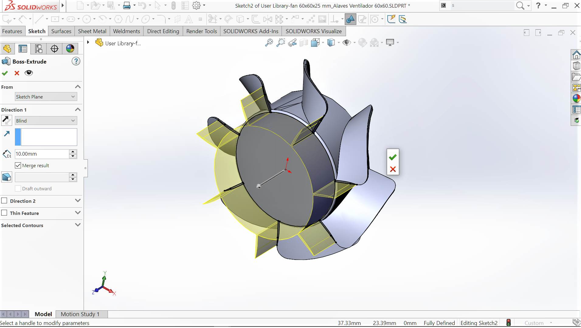 SOLIDWORKS – My Settings and How I Customised My Interface & Why you