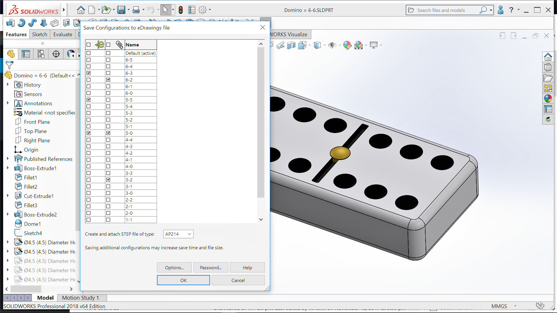 SOLIDWORKS 2018 – STEP & Decals for eDrawings #SOLIDWORKS