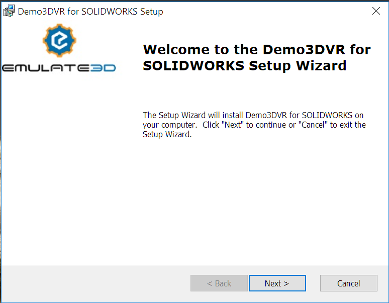 Demo3DVR for SOLIDWORKS #SOLIDWORKS | Michael Lord