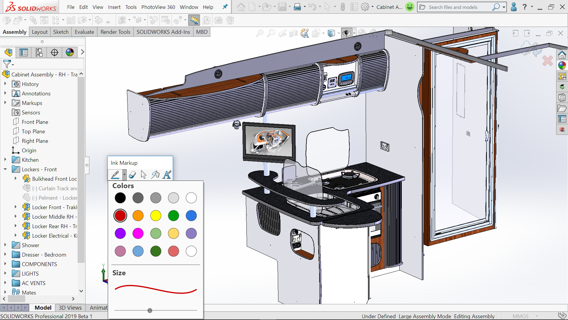 SOLIDWORKS 2019 – USER INTERFACE #SOLIDWORKS   Michael Lord