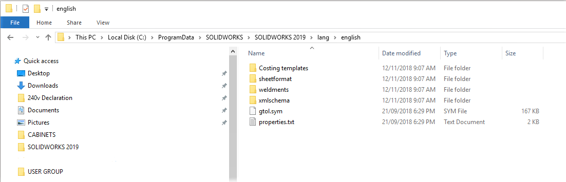 MOD-DIAM – Who stole my Symbols – SOLIDWORKS #SOLIDWORKS | Michael Lord